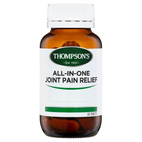 Thompson's All In One Joint Pain Relief 60 Tabs