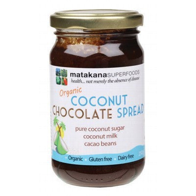 Coconut Chocolate Spread 250g