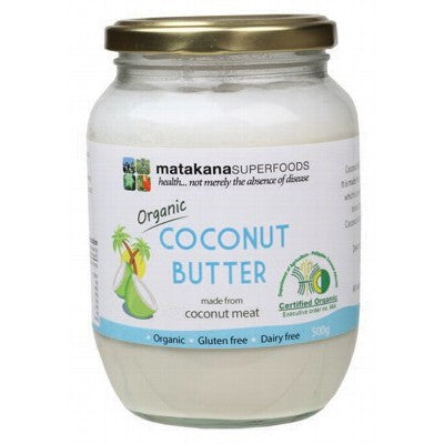 Coconut Butter 500g