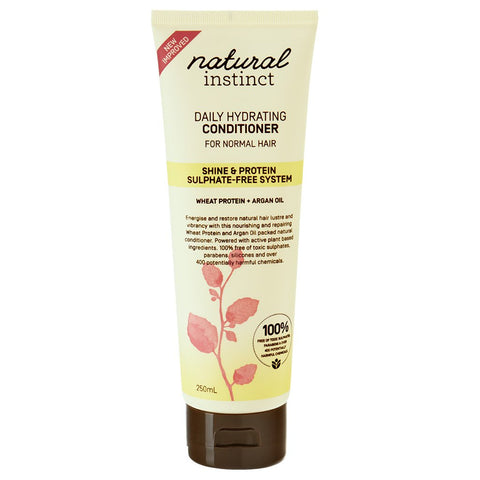 Natural Instinct Daily Hydrating Conditioner 250ml