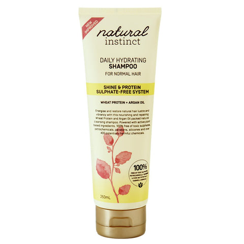 Natural Instinct Daily Hydrating Shampoo 250ml