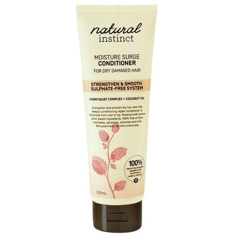 Natural Instinct Moisture Surge Conditioner 250ml