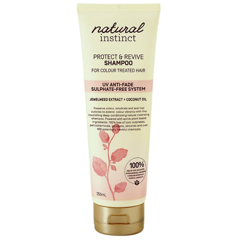 Natural Instinct Protect & Revive Shampoo 250ml