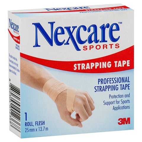 Nexcare Sport Tape Flesh 25mm X 13.7m