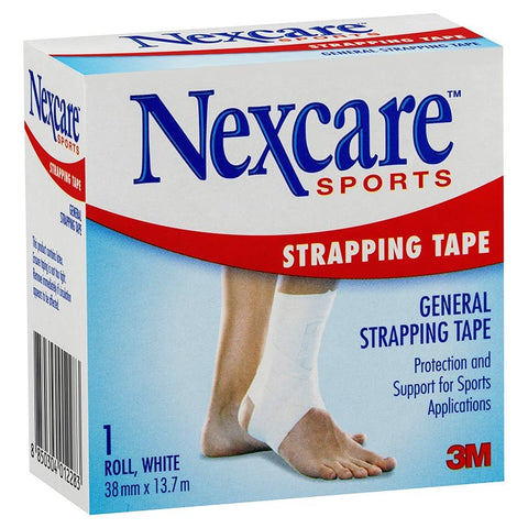 Nexcare Sport Tape White 38mm X 13.7m