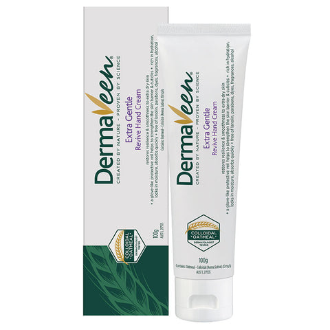 DermaVeen Extra Gentle Revive Hand Cream 100g
