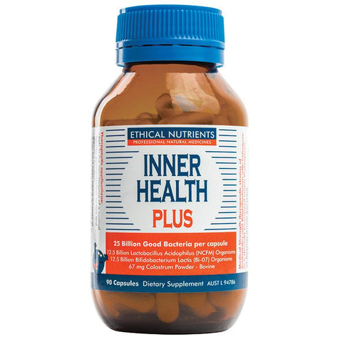 Ethical Nutrients Inner Health Plus Cap X 90