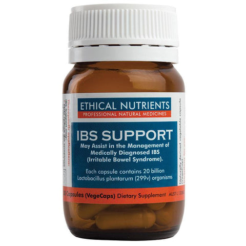 Ethical Nutrients IBS Support Cap x 30