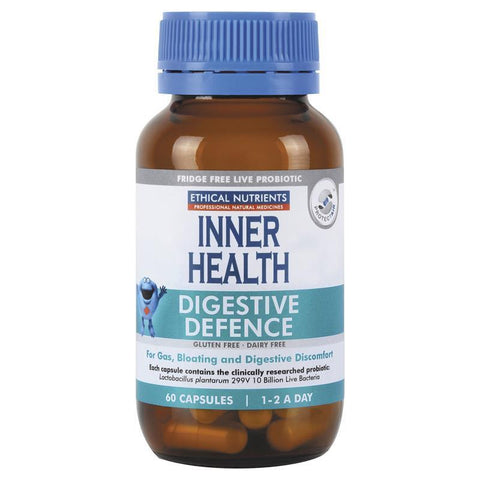 Ethical Nutrients Inner Health Digestive Defence Cap X 60