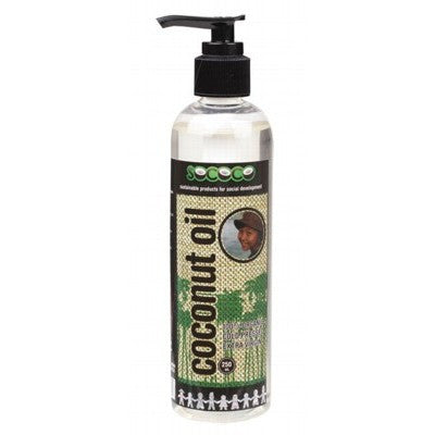SOCOCO Coconut Oil 250ml