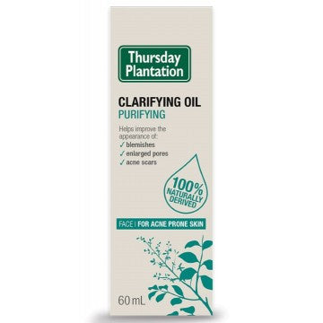Thursday Plantation Clarifying Oil 60ml