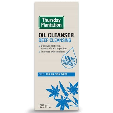 Thursday Plantation Oil Cleanser 125ml