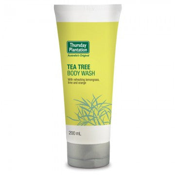 Thursday Plantation Tea Tree Body Wash 200ml