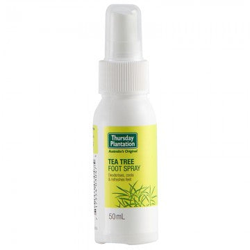 Thursday Plantation Tea Tree Foot Spray 50ml