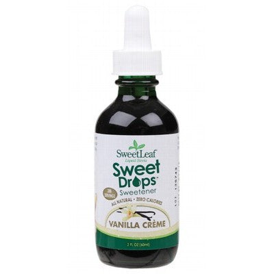 SWEET LEAF Vanilla Liquid Stevia 60ml