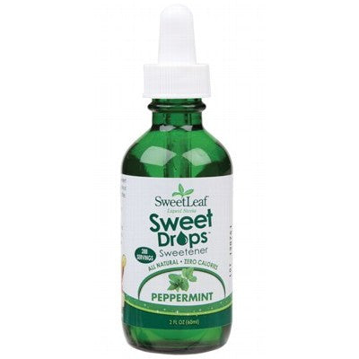 SWEET LEAF Peppermint Liquid Stevia 60ml