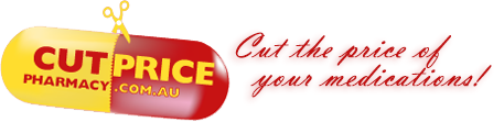 CutPricePharmacy.com.au - Cut the price of your medications!