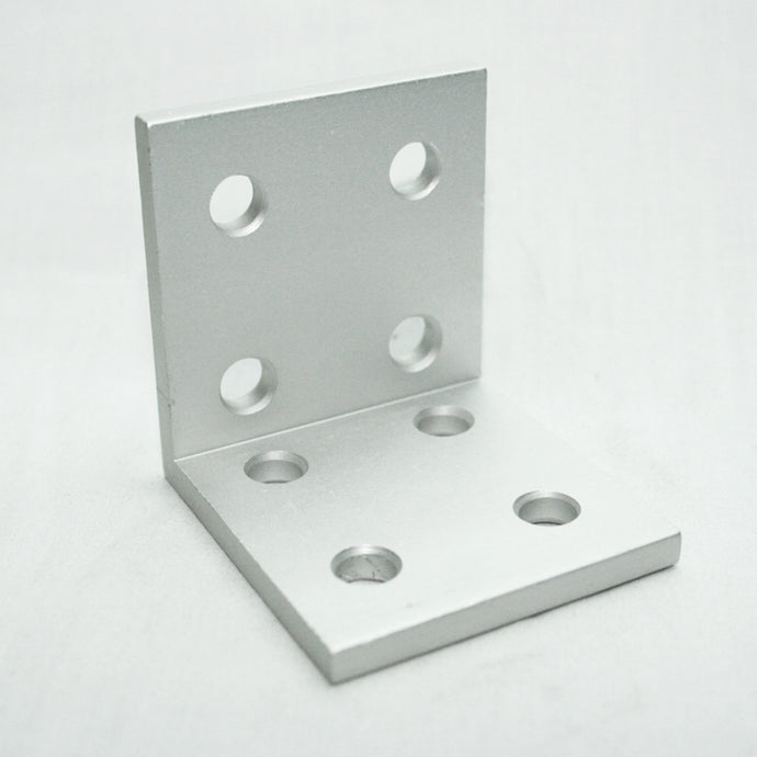 10CB4106 8 Hole Inside Corner Bracket