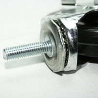 "13CA8101 5"" Threaded Stem Caster with Brake stem"