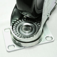 "13CA8100 2"" Threaded Stem Caster with Brake swivel mechanism"