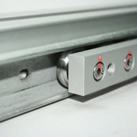 C-Rail Roller Guide application
