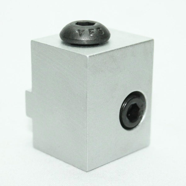Aluminum Panel Mount Block