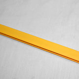 "72"" Yellow T-Slot Cover for 15 Series"
