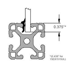 15 series Rubber Panel Gasket dimensions