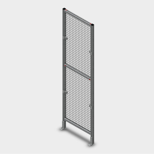 Assembled Aluminum Guarding Panel - 24