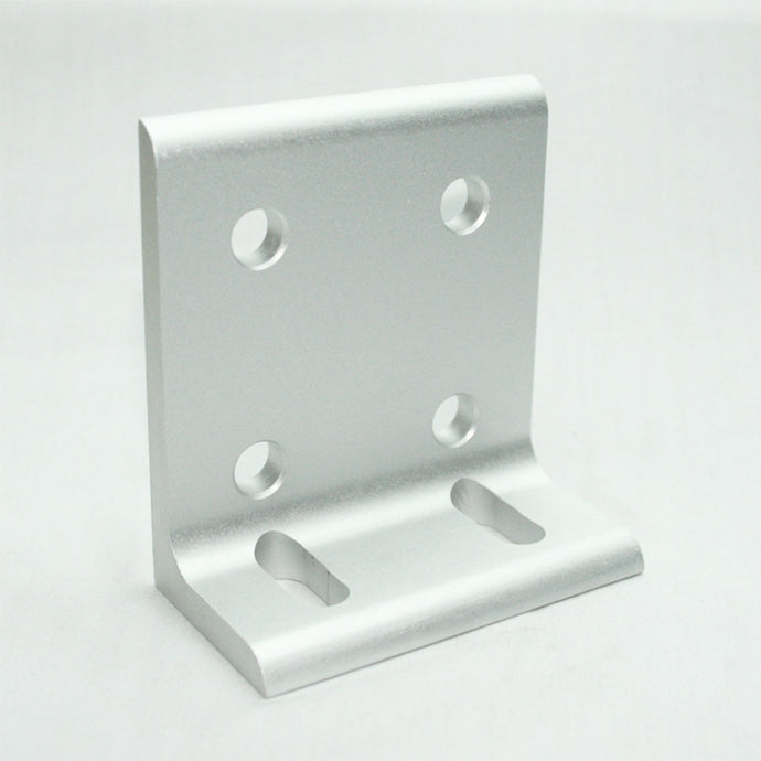 15CB4001 6 Hole Slotted Inside Corner Bracket
