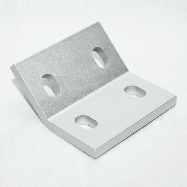 15CB4870 4 Hole 45 slotted corner bracket