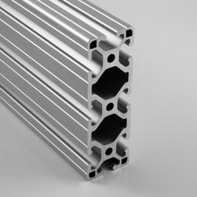 "1.5"" x 4.5"" Lite Grooved T-Slotted Aluminum Extrusion"
