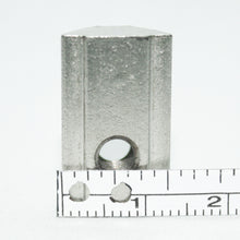 15FA3542 10-32 Drop-In T-Nut with Alignment Ball width