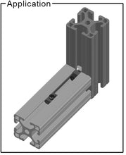 T-Slot Connector application