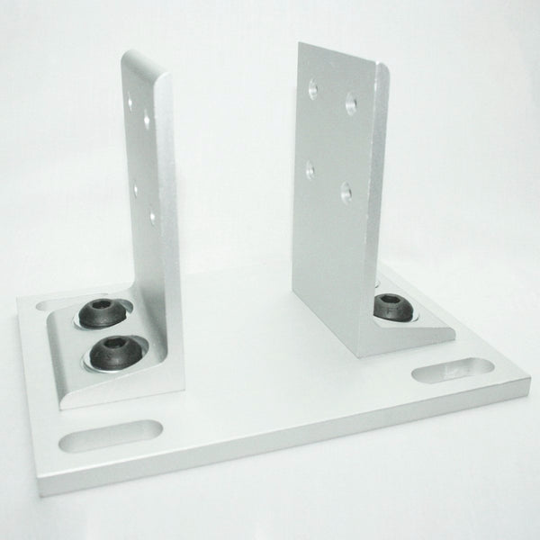 "3"" x 3"" Deluxe Floor Mount Base Plate"