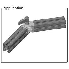 Steel Pivot Hinge application