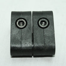 Plastic Right Lift-Off Hinge front