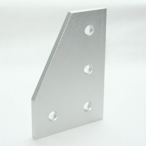 15JP4505 4 Hole 90 Degree Joining Plate
