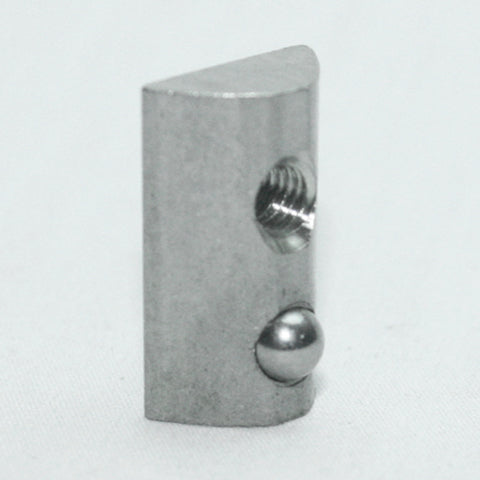 15MFA3804 M5 x 0.80 Metric Drop-In T-Nut with Alignment Ball