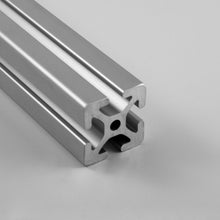 "1.5"" x 1.5"" Smooth T-Slotted Aluminum Extrusion"