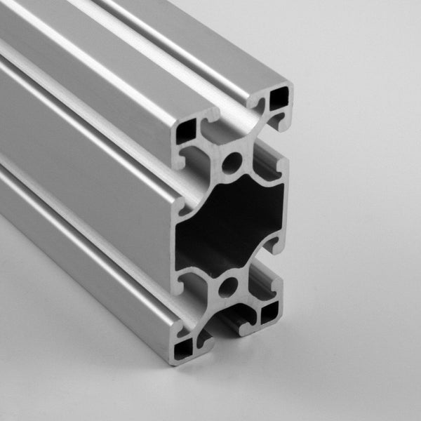 "1.5"" x 3.0"" Lite Smooth T-Slotted Aluminum Extrusion"