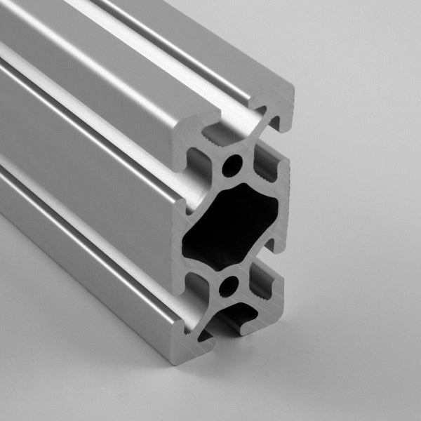 "1.5"" x 3.0"" Smooth T-Slotted Aluminum Extrusion"