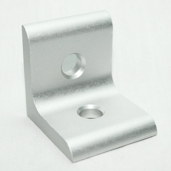 40CB4801 2 Hole Inside Corner Bracket