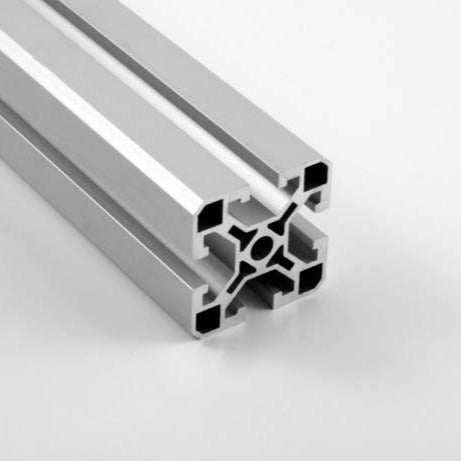 40mm x 40mm Smooth Ultra-Lite T-Slotted Aluminum Extrusion