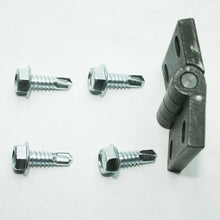 Heavy Duty Door Hinge Assembly