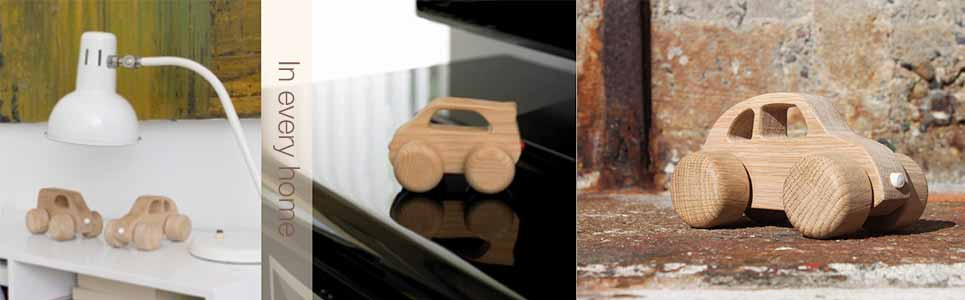 Noha wooden design toy cars
