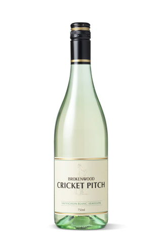 Brokenwood Cricket Pitch White 2014 ~ (Sauvignon Blanc & Semillon)