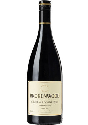 Brokenwood Graveyard Shiraz 2013 ~ Hunter Valley