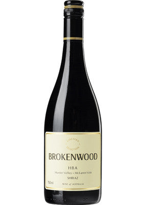 Brokenwood HBA Shiraz 2004 ~ McLaren Vale Hunter Valley