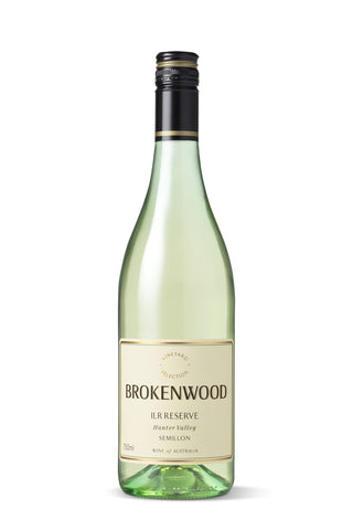 Brokenwood ILR Reserve Semillon 2011 ~ Hunter Valley NSW